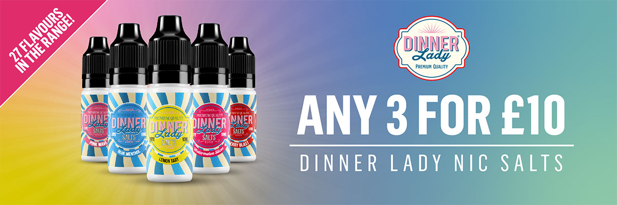Dinner Lady Salts - March 2020