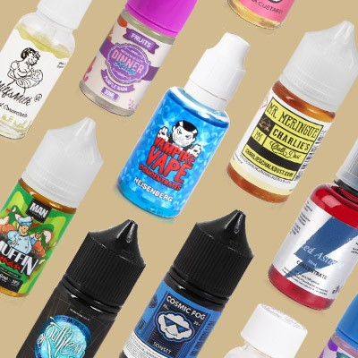 What Are The Best Flavour Concentrate E-Liquids To Buy In 2021?