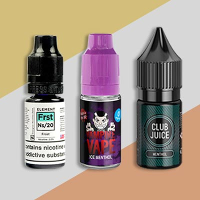 What Are The Best Menthol E-Liquids To Buy In 2021?