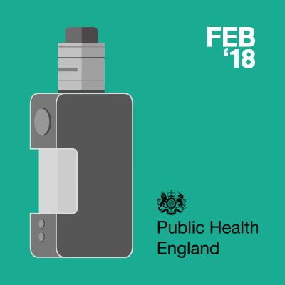 The PHE E-Cigarette Review February 2018