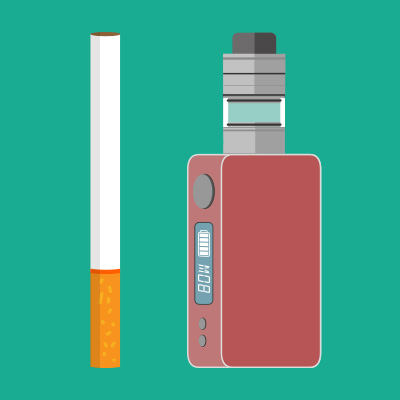 PHE Study: Smoking VS Vaping