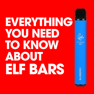 Elf Bar Disposable Vapes - Everything You Need To Know