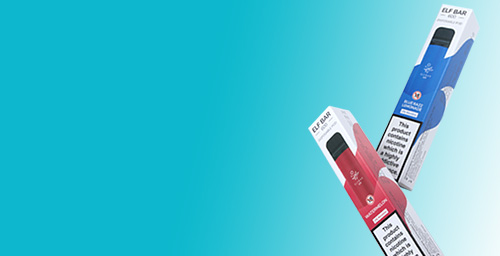 Elf Bar Disposable Range Button
