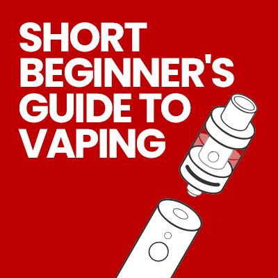 Short Beginner's Guide To Vaping
