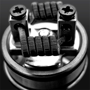 How To Install And Use Premade Coils On Your RDA