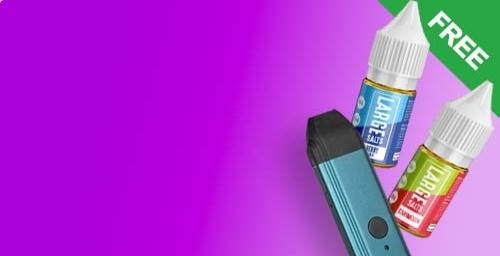 Vape Kit Eliquid Bundle