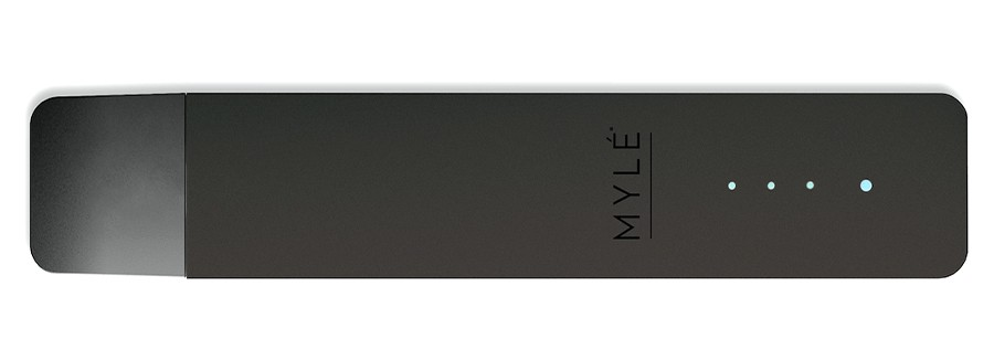 Simple to use, the Myle kit features inhale activation, long-lasting rechargeable battery and pods that never require refilling.