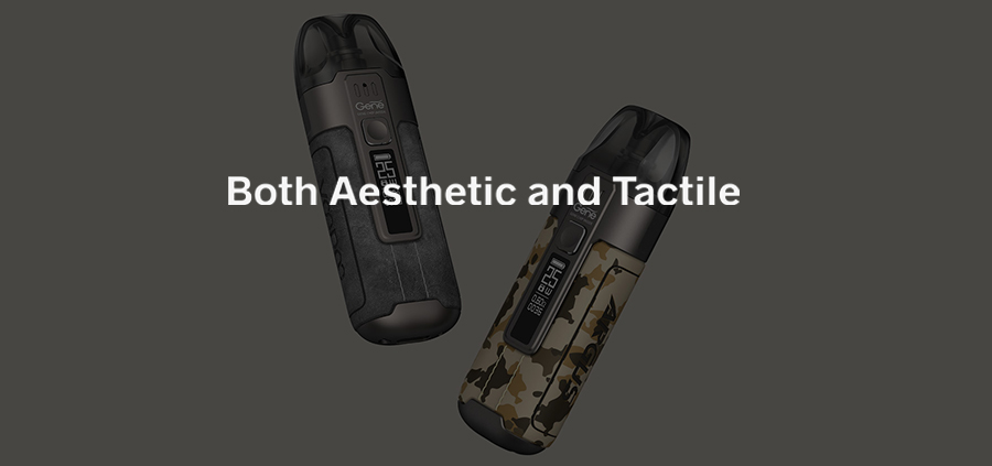 The VooPoo Argus Air pod kit is compact and intelligent, recommended for vapers of all experience levels.