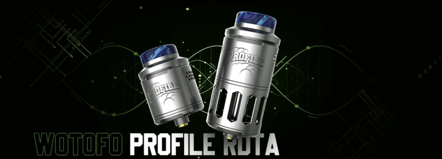 The Wotofo Profile 25mm RDTA is versatile and recommended for advanced users.