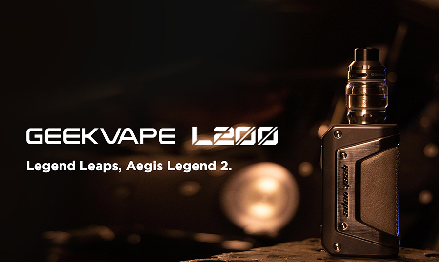 The GeekVape Aegis Legend 2 vape kit is the newly designed version of the classic Aegis kit, delivering a 200W output and a range of customisable modes it's the ideal choice for sub ohm vaping.