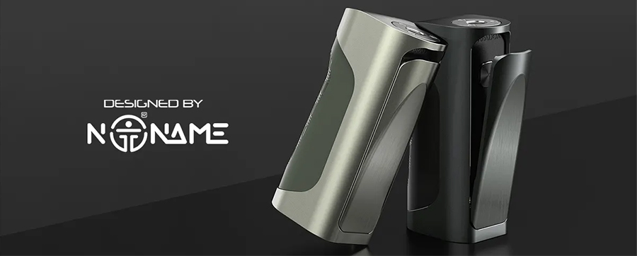The Paradox sub ohm mod is designed by Italian engineering house No Name and boasts variable wattage and bypass mode for added customisation.