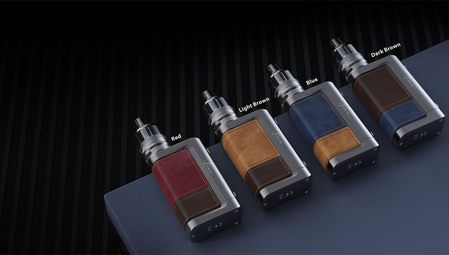 The Eleaf iStick Power 2 combines the simplicity of a pod kit with the programmable modes of a traditional vape kit, for an option that delivers customisation without impacting on ease of use.