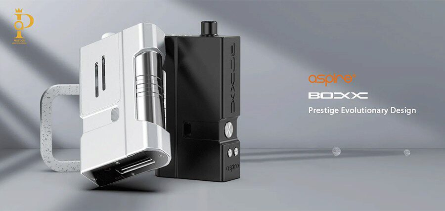 Compact, versatile and simple to use; the Aspire Sunbox Boxx Kit is the ideal choice for vapers of all experience levels.