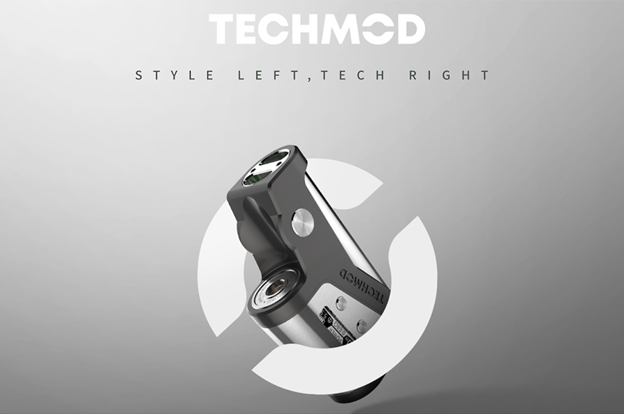 The ideal option for MTL and DTL vaping, the Kizoku Techmod combines a futuristic design with a 1 - 80W power range.