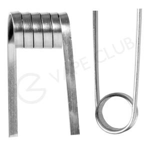 0.3 Ohm Diamond Mist Premade Flatwire Coils