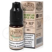 American Apple Pie E-Liquid by Tonix