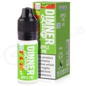 Apple Pie eLiquid by Dinner Lady 50/50
