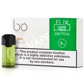 Arctical Menthol eLiquid Cap by BO eCig