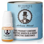 Artisan Blend eLiquid by Mr Chadwick's