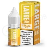 Banana Haze Nic Salt E-Liquid by Large Juice