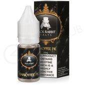 Bannoffee Pie Nic Salt eLiquid by Jack Rabbit