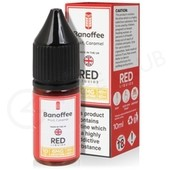 Banoffee E-Liquid by Red Liquid 40/60