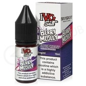Berry Medley Nic Salt E-Liquid by IVG