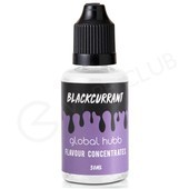 Blackcurrant Concentrate by Global Hubb