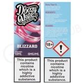 Blizzard E-Liquid by Doozy Vape Co.