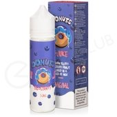 Blueberry Donuts 50ml Shortfill by Donuts