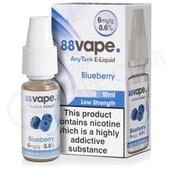 Blueberry E-Liquid by 88Vape Any Tank