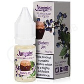 Blueberry Jam eLiquid by Jammin
