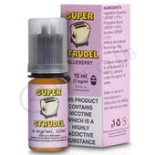 Blueberry eLiquid by Super Strudel