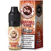 Caramel Cone eLiquid by The Drip Company