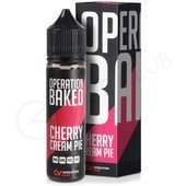 Cherry Cream Pie eLiquid by Operation Baked 50ml