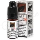 Chocolate Tobacco High VG eLiquid by Element Tobacconist