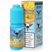 Chronos Custard eLiquid by Thor Juice