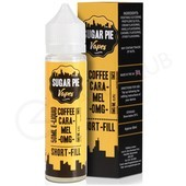 Coffee Caramel eLiquid by Sugar Pie 50ml