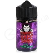 Cool Green Slush eLiquid by Vampire Vape Shortz 50ml