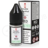 Double Menthol E-Liquid by Red Liquid 50/50