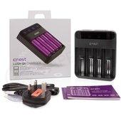 Efest LUSH Q4 Vape Battery Charger