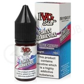 Forest Berries Ice Nic Salt E-Liquid by IVG