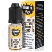Fried Custard Donut eLiquid by Sugar Pie Vapes