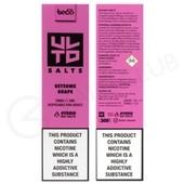 Getsome Grape Beco Bar ULTD Disposable