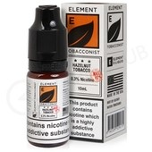 Hazelnut Tobacco High VG eLiquid by Element Tobacconist