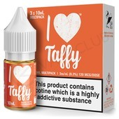 I Love Taffy E-Liquid by Mad Hatter E Juice