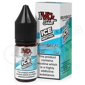 Ice Menthol Nic Salt E-Liquid by IVG