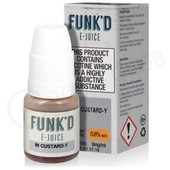 In Custard-y eLiquid by Funk'd