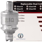 Innokin iClear16B 2.1ohm Replacement Coils