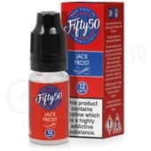 Jack Frost eLiquid by Fifty 50